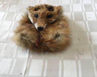 Fox Sporran