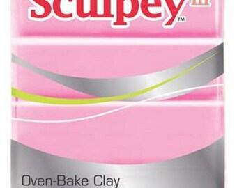 Clay sculpey 57 g pink REF/303