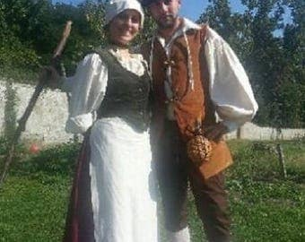 Historical peasant costumes [to order]