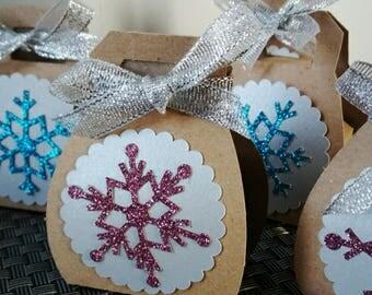 Chocolate Christmas box