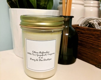 Citrus Refresher | Soy Wax Candle