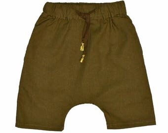 Harem pants / Capris khaki baby