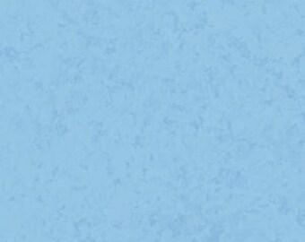 Patchwork fabric Benartex - plain blue - collection Arianna - coupon 50 x 100 cm