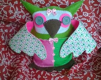 Original OWL felt multi-purpose