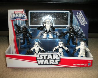 Star Wars Heroes and Villains PlaySkool Imperial Forces Pack