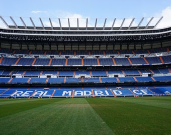 Real Madrid Field