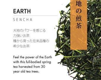Sencha of the Earth