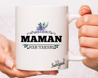 Personalized best MOM ever Mug Cup