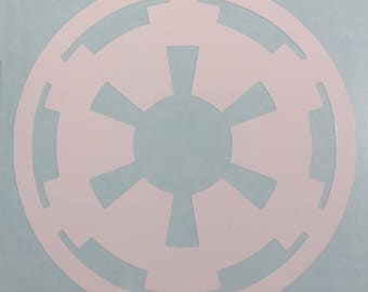 Star Wars Imperial Army Vinyl Decal