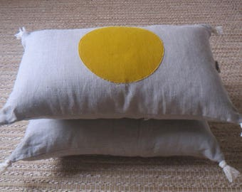 "Pillow cover decorative collection ""stitch"" Dalilafee"