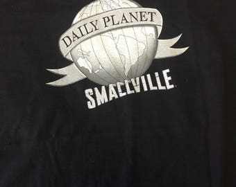 Daily planet Smallville Tee