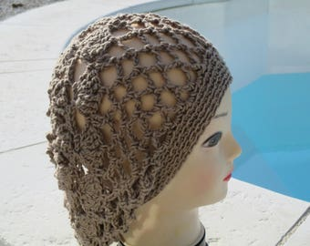 cotton Beanie style dreadlocks