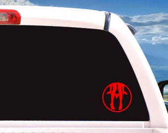 Panty Dropper decal