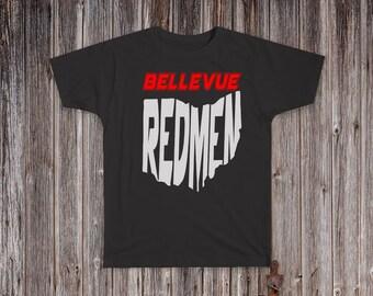 Bellevue Redmen State of Ohio