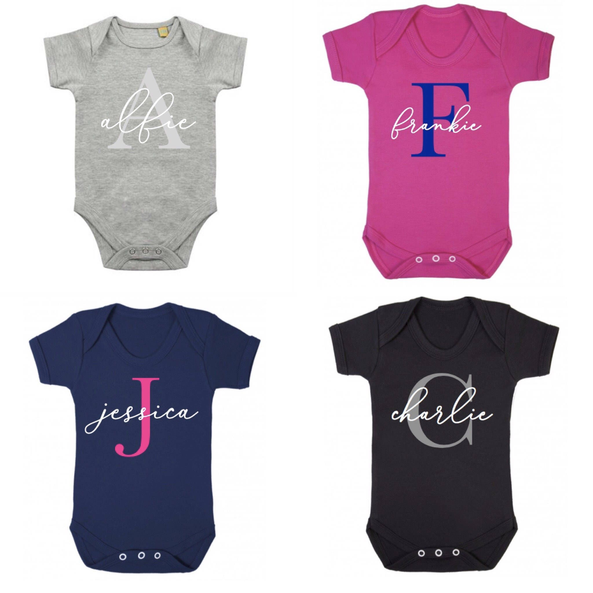 Personalised Kids TShirt Personalised Kids Clothing