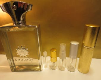 Amouage - Reflection Man 1-10ml travel samples, niche perfume
