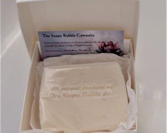 Unfragranced Pure Coconut Soap