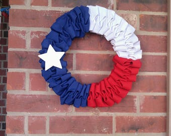 Texas Edition Wreath
