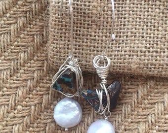 Opal Original Stone Earrings