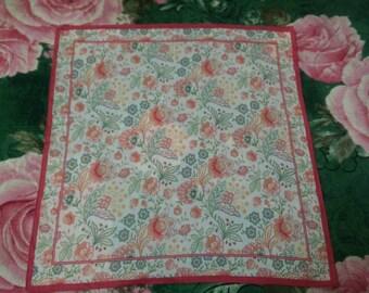 Vintage LIBERTY Handkerchief/Bandana/Floral Design