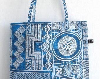 Tote Bag, grocery Tote, printed Ethnic