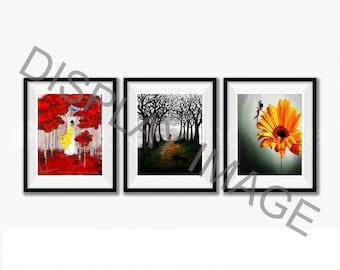 Fairy Tale Art Set (3) Printables