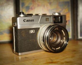 Canon Canonet QL17 w/ Example Shots