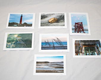 Beach Greeting Cards (pack)