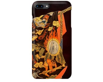 "iPhone case  "" Writing Box (Suzuribako) with Hell Courtesan's Robe""  iPhone5/5s/SE/6/6s/6Plus/6sPlus/7/7Plus/8/8Plus/X"