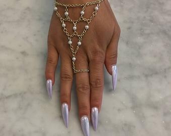 Handmade Custom Made Slave Bracelets