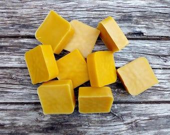 Pure  beeswax block