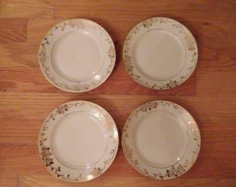 Nippon Handpainted Desert Plates