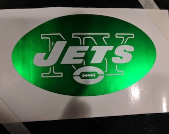 Jets decal Car Decal