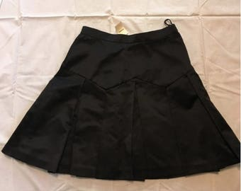 Vintage 1990 Chanel Silk Skirt