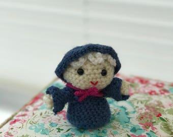 Crochet Fairy Godmother