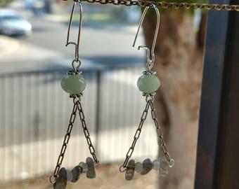 Elegant Chain Earrings
