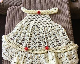 Disney Belle inspired blanket