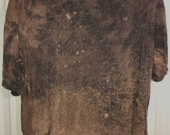 Black Acid Wash Bleed (M)