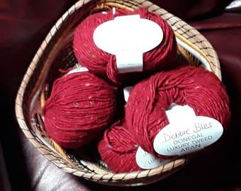Donegal Tweed Aran Yarn byDebbie Bliss
