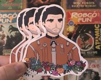 Paladin Danse - Stickers