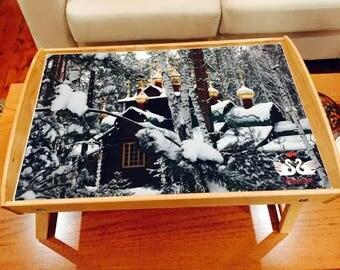 Christmas postcard from Siberia