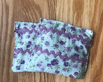 Vintage Lavender Sachets, Set Of 2