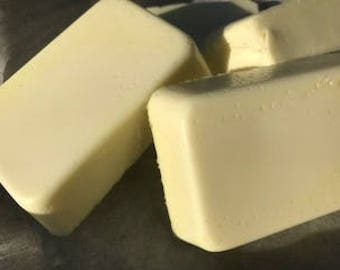 Lemon Scented Soap Bar with Shea Butter Handmade By SterlingSoapCo