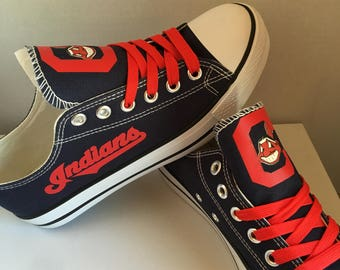 Cleveland Indian's women's Tennis Shoes