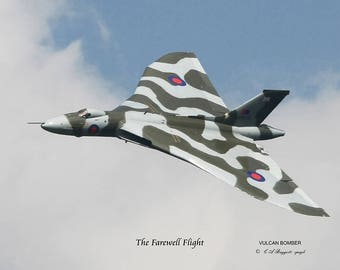 Vulcan-Farewell flight
