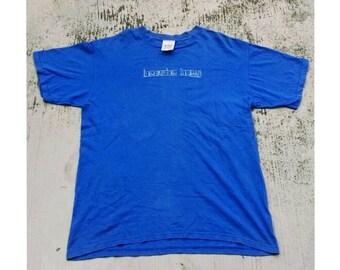 Free Shipping!!!Vintage 1998 BESTIE BOYS tshirt