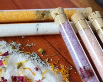 Theraputic and Relaxation Collection - Bath Salts