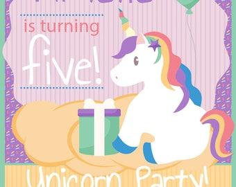Unicorn Party Kit