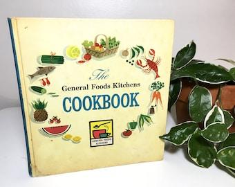 Vintage 1959 The General Foods Kitchens Cookbook