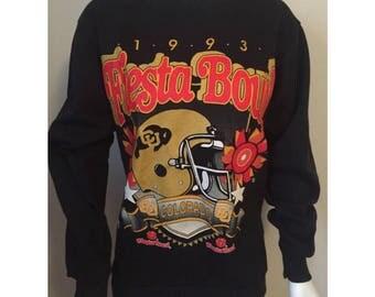 Vintage Colorado University Fiesta Bowl Sweatshirt